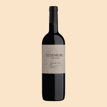 SÜDAFRIKA: Oldenburg Vineyards Cabernet Franc